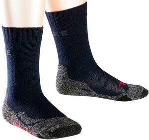 Falke TK2 Trekking Socks Kids marine Schuhgröße EU 27-30