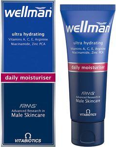 Vitabiotics Wellman Daily Moisturizer 50ml
