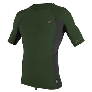 Oneill Wetsuits Premium Skins Rash Guard Dark Olive / Black / Dark Olive L
