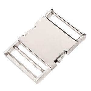 Gürtelschnalle aus Metall mit Gürtelschnalle Silber Gurtschnalle Innendurchmesser 38mm