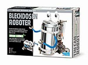 HCM KINZEL Blechdosenroboter 2.0