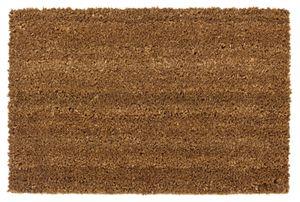 Kokosmatte 50 x 80 cm Türmatte Fußmatte Sauberlaufmatte Fußabtreter Kokos Schmutzfangmatte Naturfasern