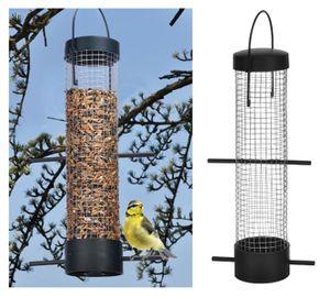 Vogelfutterstation Futterspender Futterkorb Vogel Futterhaus aus Kunststoff