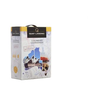 Weißwein Quay Landing Colombard-Chardonnay (1x3,0l)