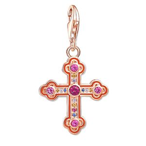 Thomas Sabo Charm-Anhänger viktorianisches Kreuz 1495-392-10