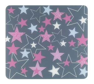 Multi-Platte Sterne Rosa