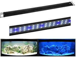 R-30 LED Aquariumlampe für 30-45cm Aquarien blau/weiß