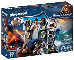 PLAYMOBIL Novelmore 70391 Novelmore Mobile Katapultfestung