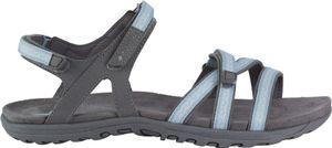 McKinley Damen-Outdoor-Freizeit-Sandale Trekking-Sandalen Pico blau, Größe:38