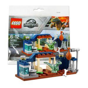Lego 30382 Jurassic World Baby Velociraptor Playpen (Polybag)