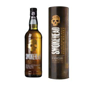 Smokehead Islay Single Malt Scotch Whisky 43% Vol. 0,7 l in Tinbox
