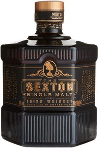 The Sexton · Single Malt Irish Whiskey 40% vol