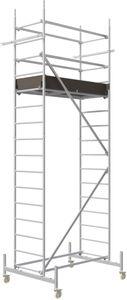 Rollfix 500 | inkl. Rollen (Ø 125 mm) | Standardtraverse | Rollgerüst