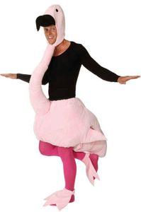 Kostüm Flamingo, Flamingo-Kostüm, Rollenspiel