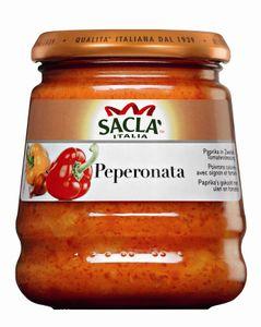 Saclà Peperonata | Paprikagemüse | Italienische Antipastispezialität