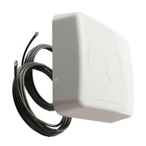 XORO HAN 2344 Hochleistungs-LTE-Außenantenne mit zwei SMA-m Steckern