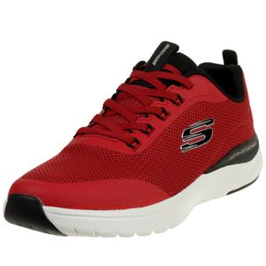 Skechers Sport Mens ULTRA GROOVE LIVE SESSION Sneakers Men Rot, Schuhgröße:42 EU
