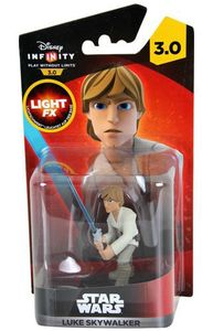 Infinity 3.0 Figur LIGHT UP Luke Sky. Luke Skywalker