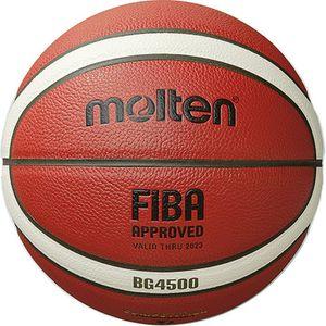 molten BG4500 indoor Basketball FIBA DBB Premium Synthetik Leder GGX, Ballgröße:7, Modell:DBB