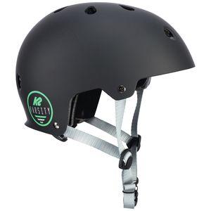 K2 Varsity Skate Helm Schwarz Gr. S
