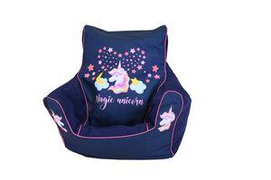 "Kindersitzsack ""Magic Unicorn"""