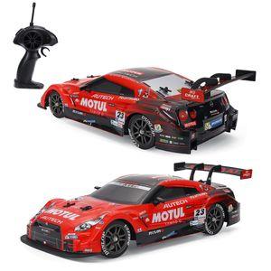 1:16 High Speed 2,4 GHz Drift Rennwagen RC Drift Auto wiederaufladbar rot