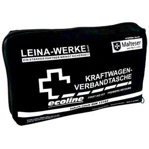 LEINA-WERKE Erste-Hilfe-Tasche KFZ Compact DIN 13164 schwarz