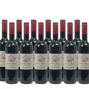 Rotwein Mosel Weingut Markus Burg Qualitätswein Sweetheart lieblich und vegan (12x0,75l)