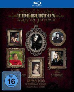 DVD Box Tim Burton Collection