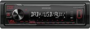 Kenwood KMM-DAB307 - DAB+ | USB Autoradio