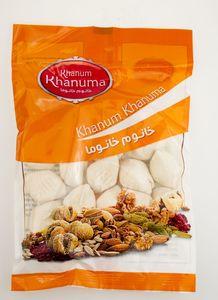 Khanum Khanuma- Getrocknete Kashk 250 Gramm Afghanische Küche