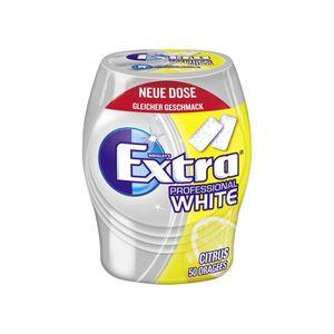 Wrigleys extra Professional White Citrus zuckerfreie Kaugummi 68g