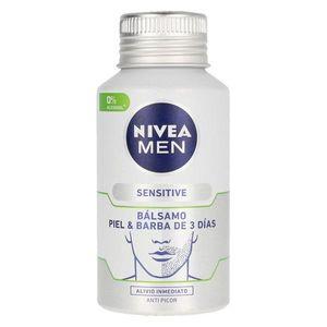 Nivea Men Sensitive 3 Day Skin And Beard Balm 125ml