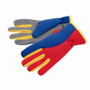 Siena Garden Kinderhandschuh Elasthan aus 100% Elasthan mit Leder