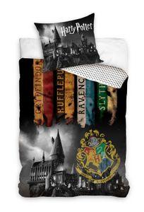 Harry Potter Bettwäsche 135 x 200 cm