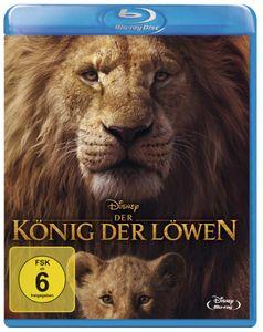 König der Löwen (Live Action Verfilmung) [Blu-Ray]