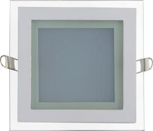 12w LED Panel Glas Einbaustrahler Deckenleuchte Einbauleuchte einbau  Warmweiß