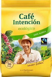 Café Intención ecológico | Fairtrade | 36 Kaffeepads