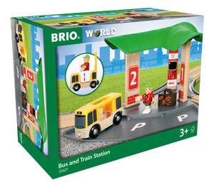 BRIO Bus- und Zug-Bahnhof; 33427