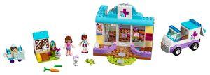 LEGO® Juniors Mias Tierklinik 10728