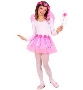 BLUMENFEE Dress- Up- Set (Tütü, Flügel, Kopfbedeckung, Zauberstab) Kinder
