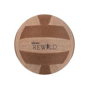 Waboba volleyball Rewild23,5 cm Jute/Gummi braun
