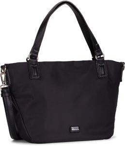 Tamaris Shopper Anna black,  Größe in cm  34 x 13 x 23