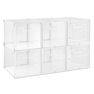 Schuhbox 6er Set