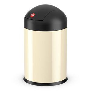 Hailo Abfallbehälter Sienna Swing Größe S 4 L Vanille 0704-209