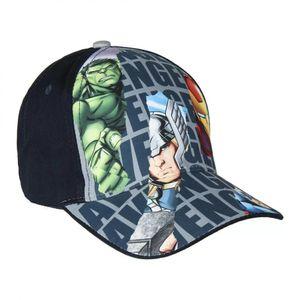 Marvel Avengers Kinder Basecap Baseball Kappe Mütze Hut Thor Ironman Hulk Gr. 53
