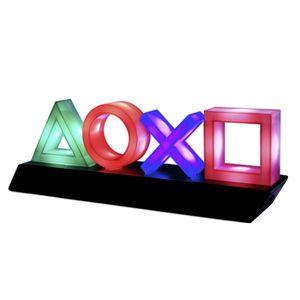 Sony Playstation Lampe Symbole Icon Light