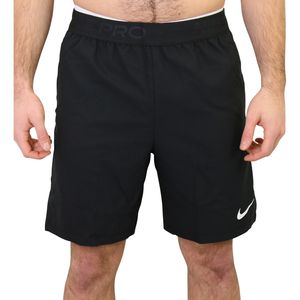 Nike Pro Flex Shorts Herren Schwarz (CJ1957 010) Größe: L