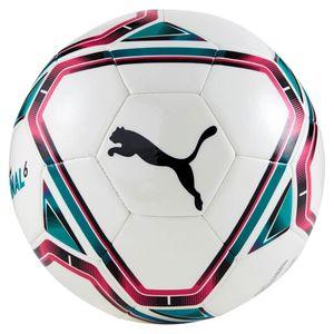 Puma fußball Final 6 MSPU/Kunststoff weiß/blau/rot Größe 5