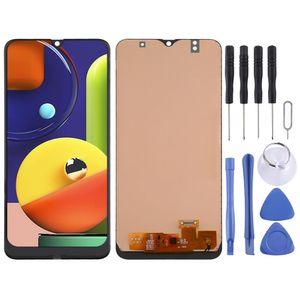 Für Samsung Galaxy A50 A505F / A50s A507F Display Full LCD Einheit Touch Ersatzteil Reparatur Schwarz Neu